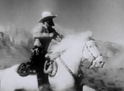 Lone Ranger--last