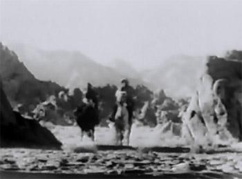 Lone Ranger--pitfall cliffhanger 2