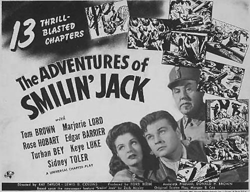 Smilin' Jack--last