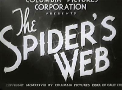 Spider's Web titles
