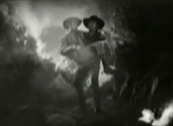 Wild West Days--fire cliffhanger 2