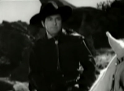Wild West Days--Johnny Mack Brown