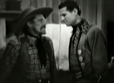 Wild West Days--Trigger and Dude