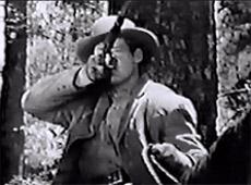 Gunfighters of the Northwest--cliffhanger 1