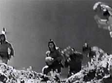 Gunfighters of the Northwest--cliffhanger 3