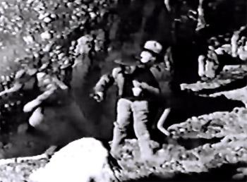 Gunfighters of the Northwest--landing