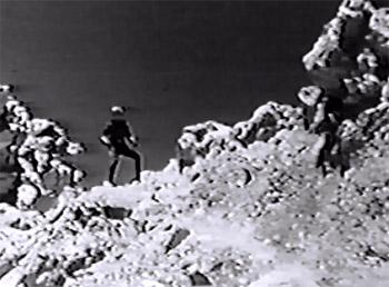 Gunfighters of the Northwest--scenic shot 2