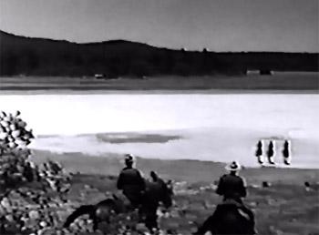 Gunfighters of the Northwest--scenic shot 4