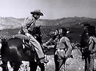 Gunfighters of the Northwest--Zon Murray and Indians