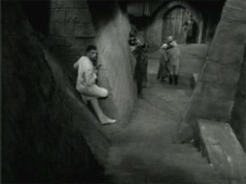 Jungle Jim--castle hall
