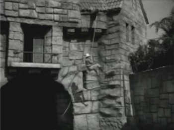 Jungle Jim--castle