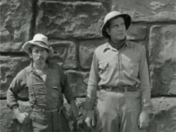 Jungle Jim--spear squad 1