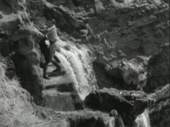 Jungle Jim--waterfall