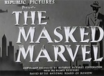 Masked Marvel titles