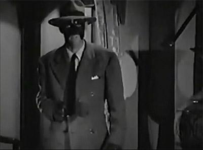Masked Marvel--Tom Steele