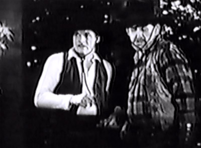 Roaring West--Walter Miller and Slim Whitaker