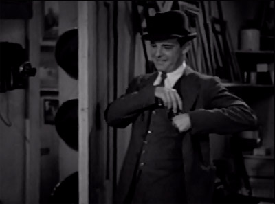 Secret Agent X-9--Lon Chaney Jr
