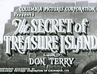 Secret of Treasure Island--titles
