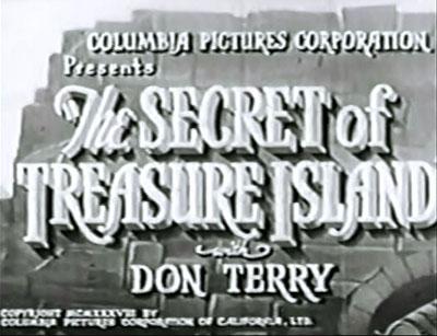 Secret of Treasure Island--titles