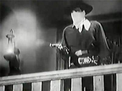 Tex Granger--the Mystery Rider