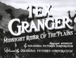 Tex Granger--titles