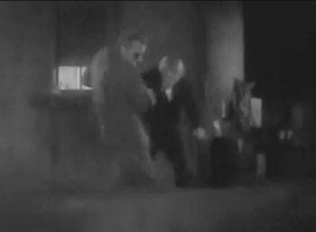 Blake of Scotland Yard--roof fight