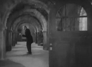 Blake of Scotland Yard--secret passage
