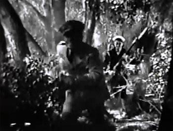Don Winslow of the Coast Guard--jungle battle
