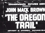 The Oregon Trail--titles