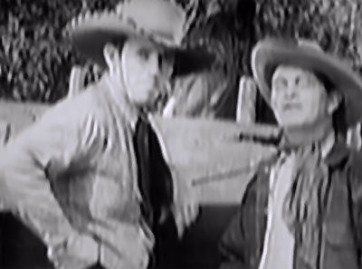 The Phantom Rider--Cactus Mack and George Cooper
