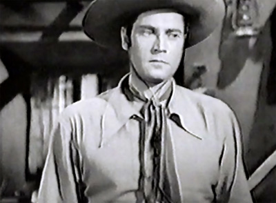 Adventures of Frank and Jesse James--Clayton Moore