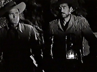 Adventures of Frank and Jesse James--last