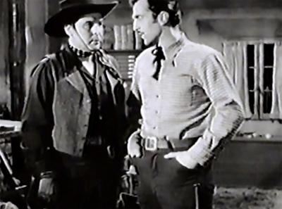 Adventures of Frank and Jesse James--the heavies