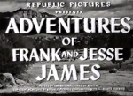 Adventures of Frank and Jesse James--titles