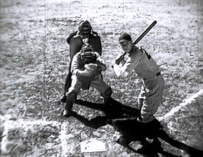 Adventures of Frank Merriwell--at bat