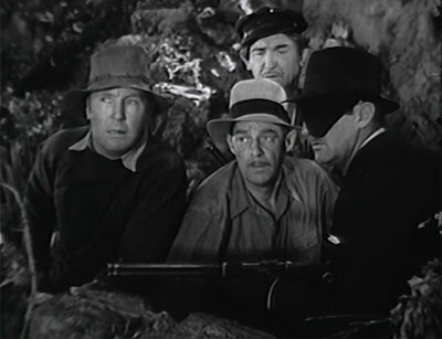 Adventures of Frank Merriwell--heavies