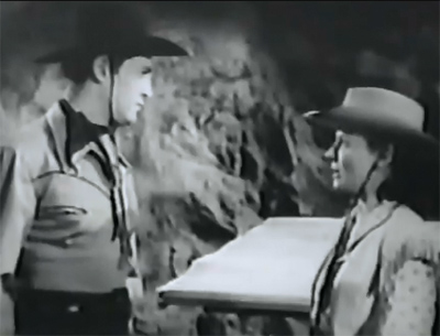 Ghost of Zorro--Clayton Moore and Pamela Blake