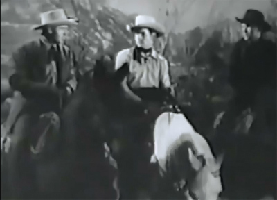 Ghost of Zorro--heavies in front of process screen