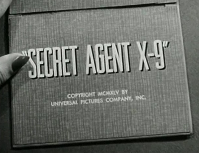 Secret Agent X-9 2 titles