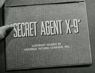 Secret Agent X-9 2 titles