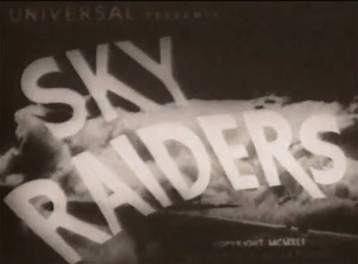 Sky Raiders titles