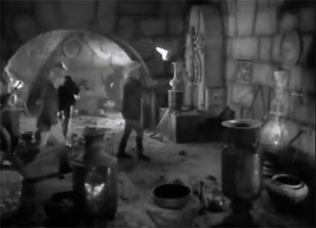 Adventures of Captain Marvel--tomb