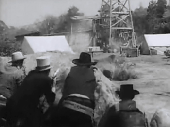Desperadoes of the West--oil well shootout 1