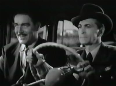 Gang Busters--Haade and Harolde