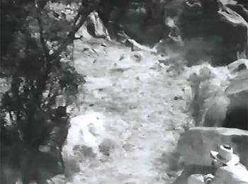 James Brothers of Missouri--canyon shootout