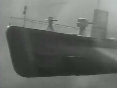 King of the Royal Mounted--submarine