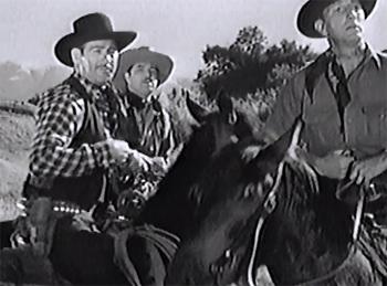King of the Texas Rangers--henchmen 1
