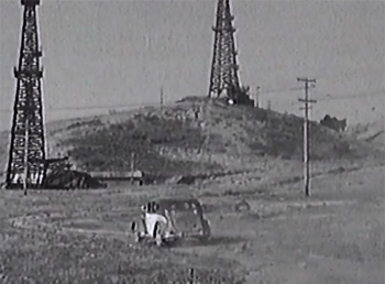 King of the Texas Rangers--oil field