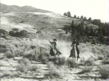 Overland Mail--chase
