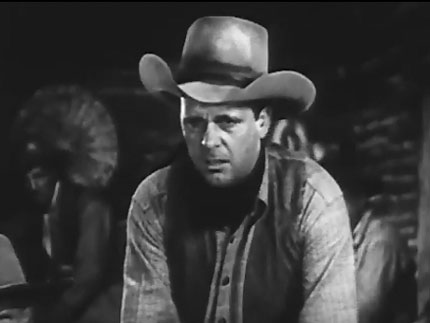 Edmund Cobb--Rustlers of Red Dog